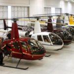 В 2011 году Robinson Helicopter выпустила 356 вертолетов