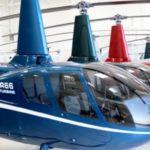 Поставки вертолетов Robinson снизились на 37%