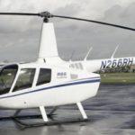Robinson Helicopter поставил в 2012 году 517 вертолетов